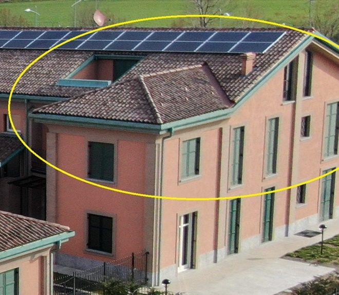 ornago cascina borella appartamento primo piano